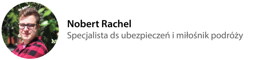 Norbert Rachel ubezpieczenia