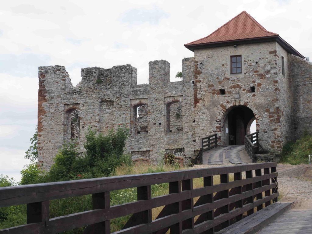 Zamek w Rabsztynie Jura Krakowsko-Częstochowska